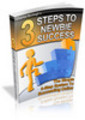 3 Steps To Newbie Success!! - Learn The Methods